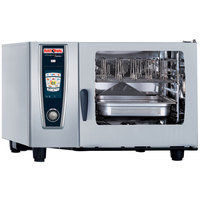Rational SelfCookingCenter 5 Senses Model 62 A628106.12 Combi Oven with Six Full Size Sheet Pan Capacity - 208/240V 3 Phase