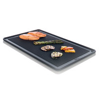 Rational 60.70.943 12 inch x 20 inch Grill and Pizza Tray