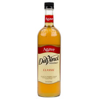 DaVinci Gourmet 750 mL Agave Flavored Sweetener Syrup
