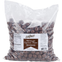 DaVinci Gourmet Milk Chocolate Covered Espresso Beans - 5 lb.