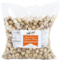 DaVinci Gourmet Marble Chocolate Covered Espresso Beans - 5 lb.