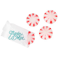 Customizable Red Peppermint Starlites - 3000 / Case