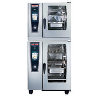 Rational 60.71.935 Stacking Kit with Feet for 62 on 62 Gas Combi Duo Ovens