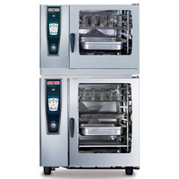 Rational 60.71.932 Stacking Kit with Feet for 62 on 102 Combi Duo Ovens