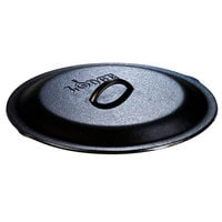 Lodge L12SC3 13 1/4 inch Pre-Seasoned Cast Iron Cover