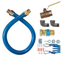 Dormont 16125KIT72 Safety System Kit with SnapFast® - 72 inch x 1 1/4 inch