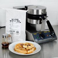 Carnival King Belgian Waffle Mix - (6) 5 lb. Bags