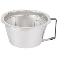 Grindmaster ABB2.0SS Stainless Steel Gourmet Brewing Funnel for Shuttle Coffee Brewers