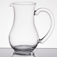 Cardinal Arcoroc C0216 8.5 oz. Glass Pitcher with Pour Lip - 12/Case