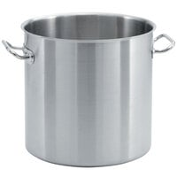 Vollrath 47723 Intrigue 27 qt. Stock Pot