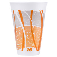 Dart Solo 16LX16E 16 oz. Impulse Foam Cup - 25/Pack