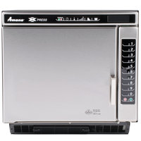 Amana Xpress ACE14V Jetwave High-Speed Ventless Commercial Countertop Microwave / Convection Oven