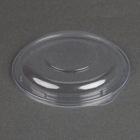 Dart Solo C64BDL Clear Plastic Dome Lid for PresentaBowl Clear Plastic Bowl - 63 / Pack