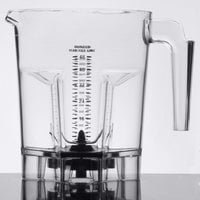 Waring 503348 32 - 48 oz. Eastman Blender Jar with Blending Assembly for Blenders