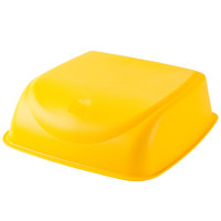 Koala Kare KB425-07 Yellow Plastic Cinema Seat