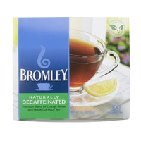 Bromley Decaffeinated Hot Tea Bags 100 / Box