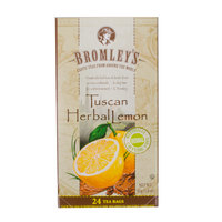 Bromley Exotic Tuscan Lemon Herbal Tea - 24/Box
