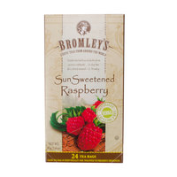 Bromley Exotic Sun Sweetened Raspberry Tea - 24/Box
