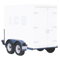 Polar Temp 5X10TT Trailer Transport for 5' x 10' Refrigerated Ice Transports