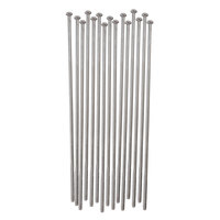 Vollrath 5237000 Screw Set for XXX-Tall Glass Racks - 16/Pack