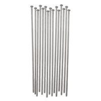 Vollrath 5237000 Screw for XXX-Tall Glass Racks - 16/Pack