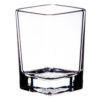 2.5 oz. Polycarbonate Square Shot Glass