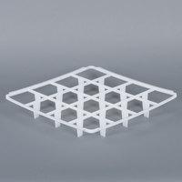 Vollrath 5230180 Signature Full-Size 25 Compartment Glass Rack Divider