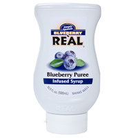 Blueberry Real 16.9 fl. oz. Infused Syrup