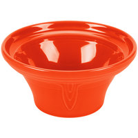 Homer Laughlin 431338 Fiesta Poppy 40 oz. Hostess Bowl - 4 / Case