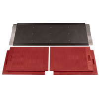 Carlisle 661605 Red Storage Kit for 6' Six Star Portable Food Bar