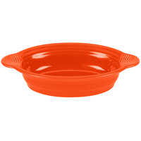 Homer Laughlin 815338 Fiesta Poppy 24 oz. Large Oval Baker - 3 / Case