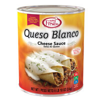 Muy Fresco Queso Blanco Mild White Cheese Sauce 6 - #10 Cans / Case