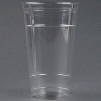 Dart Solo UltraClear TC32 32 oz. Clear PET Plastic Cold Cup - 300 / Case