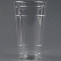 Dart Solo UltraClear TC32 32 oz. Clear PET Plastic Cold Cup   - 300/Case