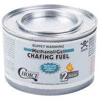 Choice Methanol Gel Chafing Dish Fuel   - 3/Pack