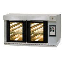 Doyon ES2T Proofer for 2T Artisan Stone Deck Ovens - 12 Pan Capacity