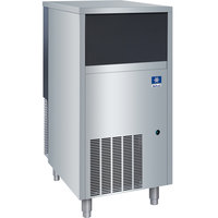 Manitowoc RF-0266A 19 3/4 inch Air Cooled Undercounter Flake Ice Machine with 60 lb. Bin - 181 lb.