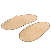 Royal Paper RHM6P Disposable Paper Slippers - 25/Pack