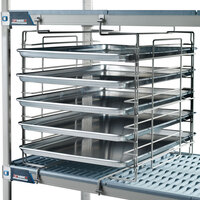 Metro MQ24SE Adjustable Slides with Epoxy Coating for MetroMax Q Shelving