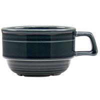 Homer Laughlin 13049712 Bosque Blueberry 10.5 oz. Stackable Cup - 36/Case