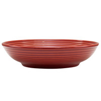Homer Laughlin 13319390 Bosque Chestnut 46 oz. Pasta Bowl - 12/Case