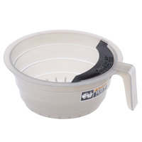 Bunn 40797.0000 Black Plastic Funnel for CWTF Automatic Coffee Brewers - 3/Pack
