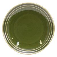 Homer Laughlin 10449391 Bosque Moss 5 inch Oil Dish - 36/Case