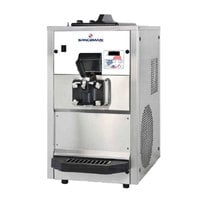 Spaceman 6228 Soft Serve Ice Cream Machine with 1 Hopper - 208/230V