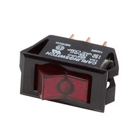 Bunn 12920.0000 On / Off Lighted Rocker Switch for Coffee Brewers