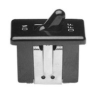 Bunn 01186.0000 On / Off Toggle Switch for OL, OT, RL & RT Coffee Brewers