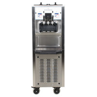 Spaceman 6260 Soft Serve Ice Cream Machine with 2 Hoppers