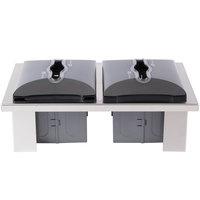 Steril-Sil E1-2N5-1VH Dual Napkin Dispensing Insert