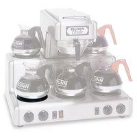 Bunn 03697.0000 Black Lower Dish Assembly - 120V, 100W