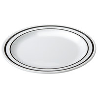 GET DP-909-AT Creative Table 9 inch Ascot Round Plate - 24/Case